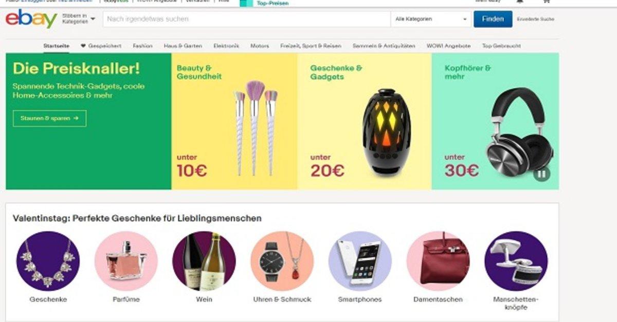 Ebay Impressum Einstellen ändern Und Einfügen So Gehts Giga