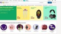 eBay: Impressum einstellen, ändern und einfügen – so geht's