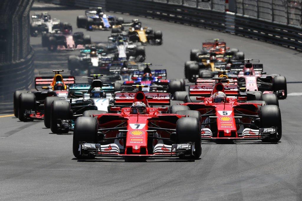 Formel 1 Stream
