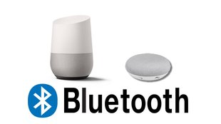 Google Home & Mini: Per Bluetooth Musik hören – so gehts