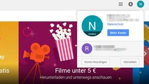 Google-Play-Konto ändern – so geht's