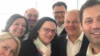 GroKo per WhatsApp bestätigt: Dieses Selfie geht durch Deutschland