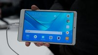 Huawei MediaPad M5 (8,4 Zoll) im Hands-On-Video: Kleines High-End-Tablet