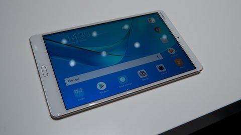 Huawei MediaPad M5 10 8 im Preisverfall: Saturn legt Tablet