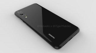 Huawei P20: Alle Gerüchte zum Flaggschiff mit Triple-Kamera
