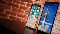 """iPhone- und Android-Benutzer: So (un)wahrscheinlich ist ein """"Switch"""""""