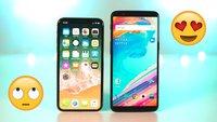 Beim ersten Date: iPhone-Besitzer verurteilen Android-Nutzer