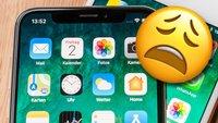 Die 7 nervigsten Fehler des iPhone X