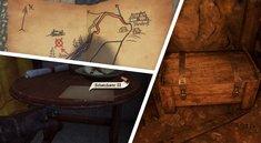 Kingdom Come Deliverance: Alle Schätze - Fundorte für die Schatzkarten und Uralten Karten