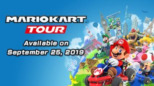 Mario Kart Tour: Nintendos Handy-Racer erscheint am 25. September
