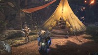 Monster Hunter World: Alle Lager-Fundorte auf der Karte und im Video