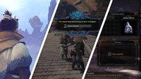 Monster Hunter World: Alle Mäntel, Booster und wie ihr sie bekommen könnt