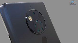 Nokia 10: So könnte das Smartphone mit Fünffach-Kamera aussehen