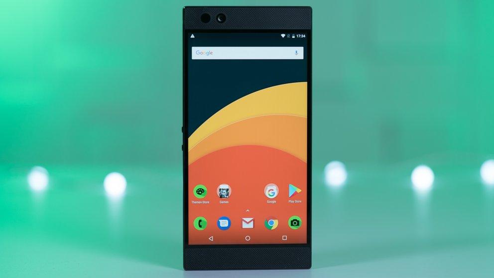 Razer Phone im Test: Wie Gaming ist dieses Smartphone?