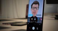 AR Emoji des Galaxy S9 im Hands-On-Video: Nur ein Animoji-Klon?