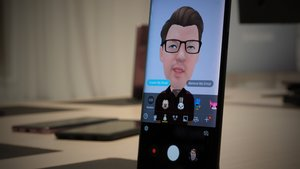 AR Emoji des Galaxy S9 im Hands-On-Video: Nur ein Animoji-Klon?
