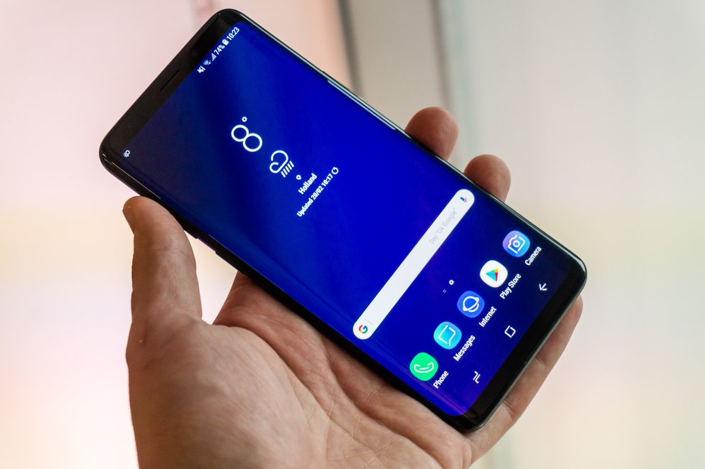 samsung galaxy s9 plus sicherer ordner