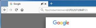 Im Browser auf Server zugreifen (IP, Port) – so geht's