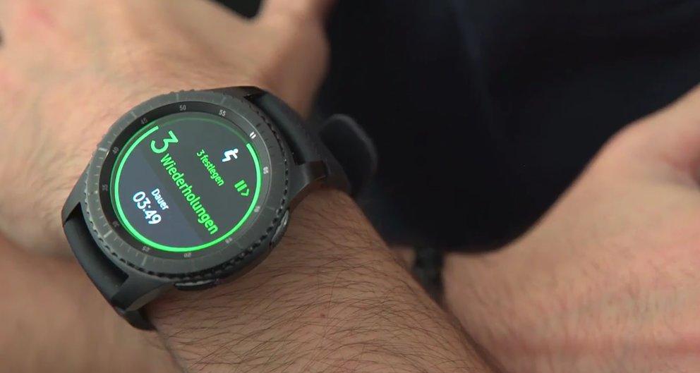 Samsung Gear S3: Dieses Update löst das größte Problem der Smartwatch