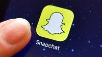 Snapchat auf dem iPad herunterladen und installieren