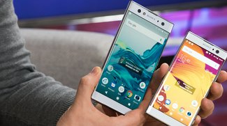 Ungleiche Zwillinge: Sony Xperia XA2 & XA2 Ultra im Hands-On-Video