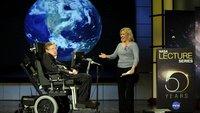 So sieht Stephen Hawking als LEGO-Figur aus