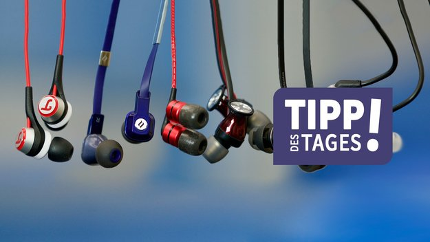 So werden normale In-Ears zu Noise-Cancelling-Kopfhörern