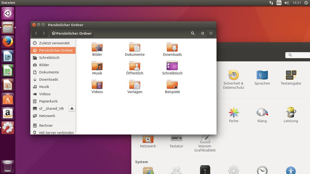 Ubuntu haben die meisten schon mal gesehen