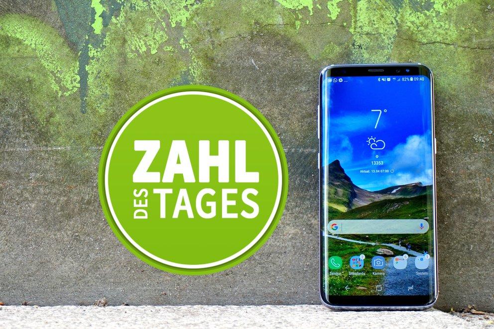 Android 8 für Samsungs Galaxy S8
