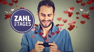 Partnersuche im Internet: So viel zahlen die Deutschen für ihr Liebesglück – Zahl des Tages