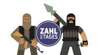Keine Gnade für ISIS im Internet – Zahl des Tages