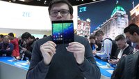 ZTE Axon M: Alle Infos zum klappbaren Smartphone im Hands-On-Video