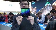 ZTE Axon M: Alle Infos zum klappbaren Smartphone im Hands-On-Video
