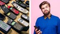 Teste dein Wissen: Erkennst du diese 13 Retro-Handys?