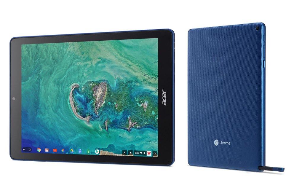 Aufgepasst iPad Dieses Acer Tablet hat eine Geheimwaffe