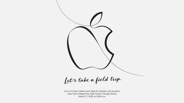 Apple Bildungsevent: Mit dieser Hard- und Software überraschte Apple