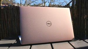 Dell XPS 13 (9370) in Bildern: Ein goldener Laptop-Traum