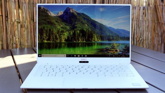 Dell XPS 13 (9370) im Test: Das beste Windows-Laptop 2018?