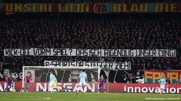 Protest gegen E-Sport: Fußball-Fans sorgen wohl für Stromausfall im Stadion