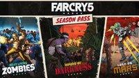 Far Cry 5: Drei zusätzliche Abenteuer à la Blood Dragon + erstelle eigene Inhalte