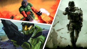 Die wichtigsten First-Person-Shooter der Videospielgeschichte