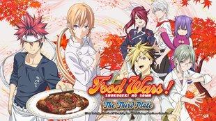Food Wars Staffel 3 Stream Deutsch