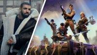 Nach Drake-Stream: Fortnite plant ein Turnier mit Stars und Pro-Gamern