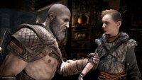 God of War: Kratos als Vater – funktioniert das?