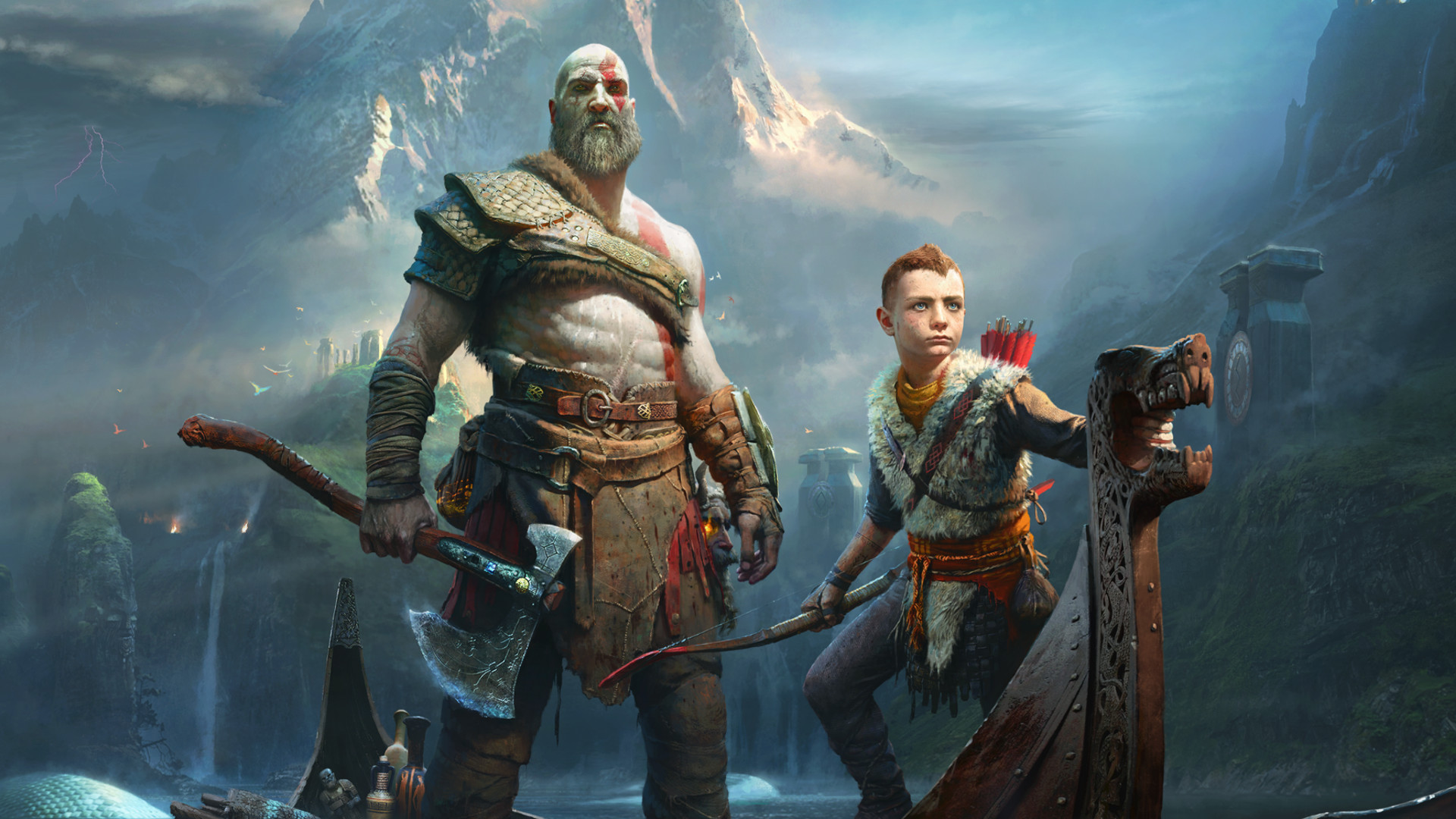 God Of War Hat Kein Richtiges Ende Und Das Ist Perfekt Spoiler