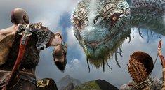 """God of War: """"Es wird das bestverkaufte PS4 Exklusiv-Spiel"""", sagt Analyst"""