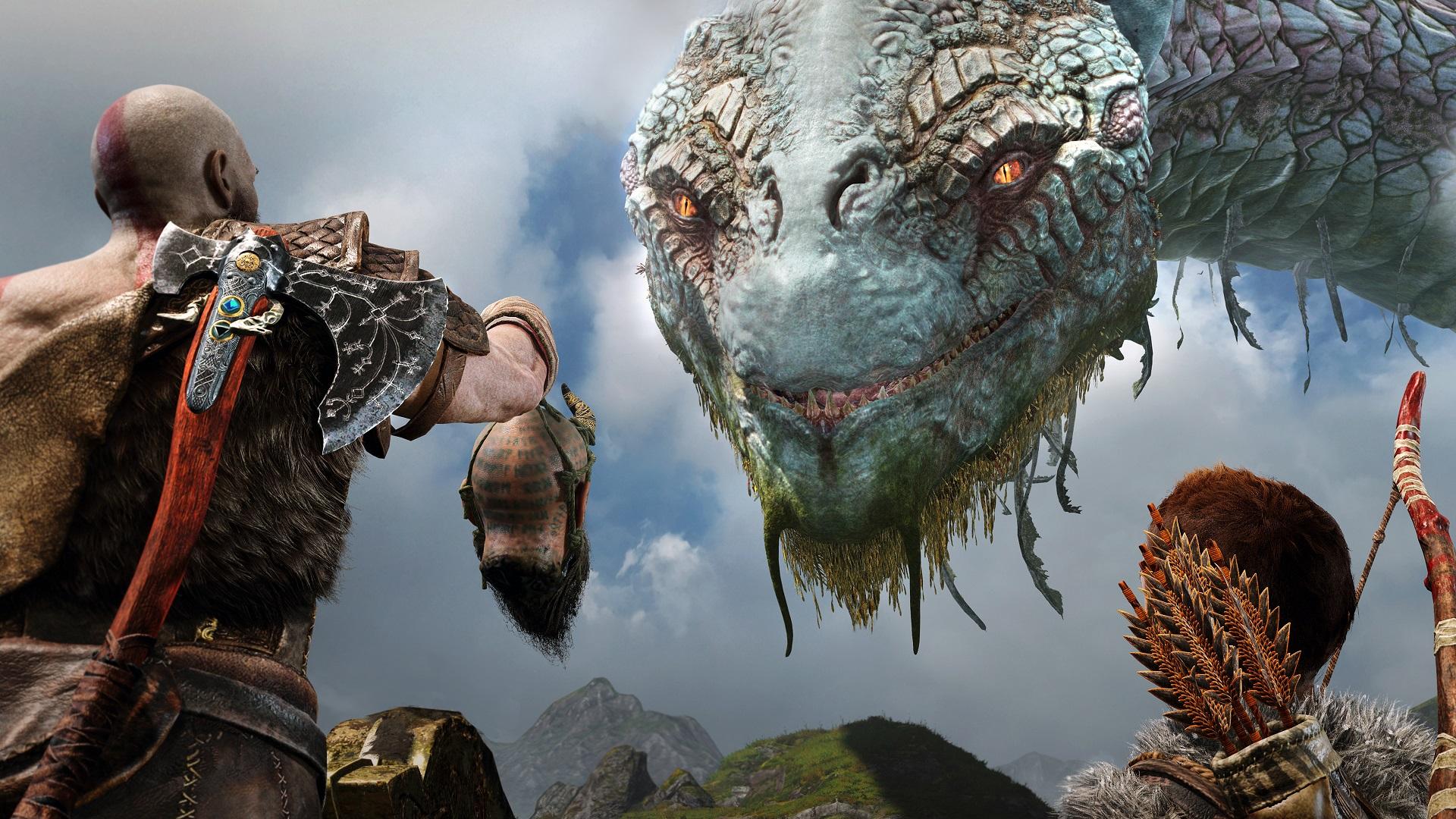 God Of War Es Wird Das Bestverkaufte Ps4 Exklusiv Spiel