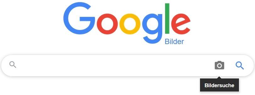 Google Bilder-Rückwärtssuche per URL