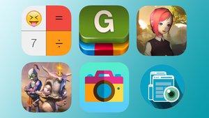 Kostenlose und reduzierte Apps zum Wochenende