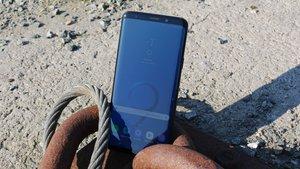 Samsung taucht das Galaxy S9 (Plus) für Deutschland in Gold